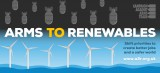 Arms to Renewables - Shift priorities to create better jobs and a safer world.